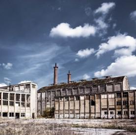 Verlassene Orte – das Chemiewerk