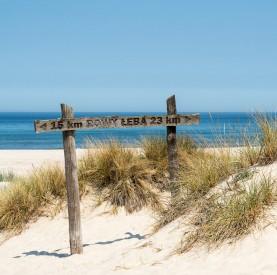Polnische Ostseeküste – Slowinski Nationalpark – Dünen von Leba – Mai 2018